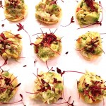 Crab & Avacado Salad